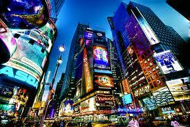 Luis Velazquez likes Times Square